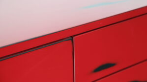 Sideboard Mdf schwarz shabby chic