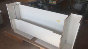 Tv Möbel in der Werkstatt