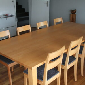 Tisch Buche massiv