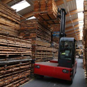 Auswahl des Arvenholz