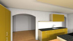 Küchenplanung visualisation