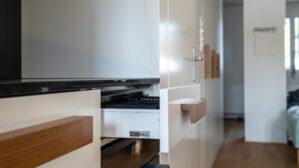Umbau Dachstock Küche