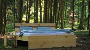 Arve und Bett