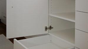 Dachschrägen Möbel mit Schublade