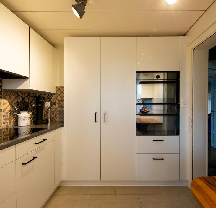 Küche vom Schreiner